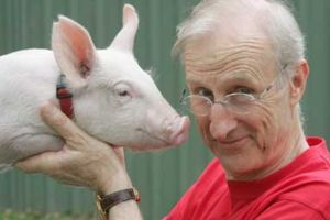 James Cromwell Conquering the World